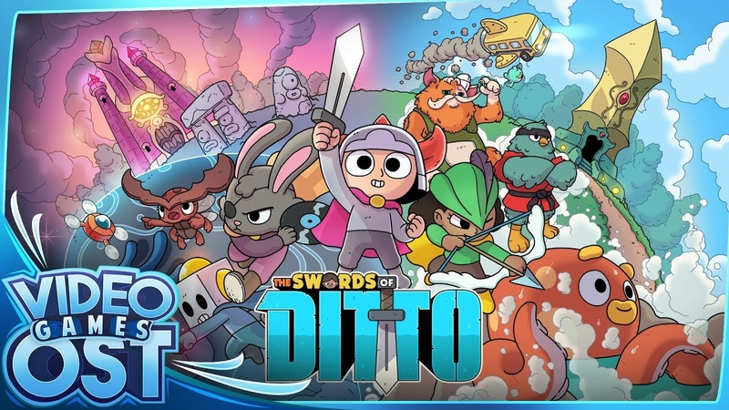 The Swords of Ditto OST - Full Original SoundTrack