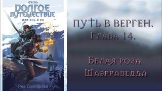 Очень долгое путешествие или Инь и Ян   Глава 14   Яна Соловьева   Аудиокнига