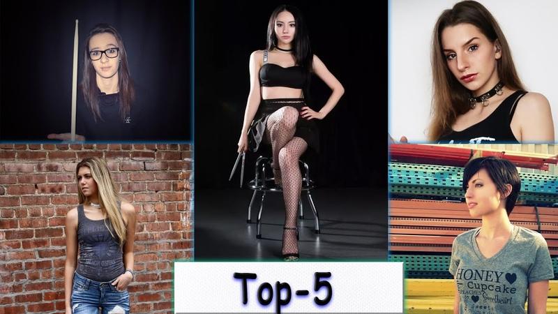 Топ 5 самых Самые красивые барабанщицы на YouTube