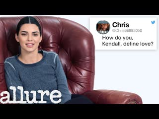 Kendall Jenner twits fans on confidence RUS SUB