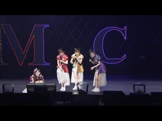 Momoiro Clover Z - Behind closed doors 2020 Ji ga Hajimari pt.1