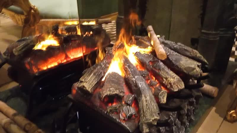 Traveller's Fireplace