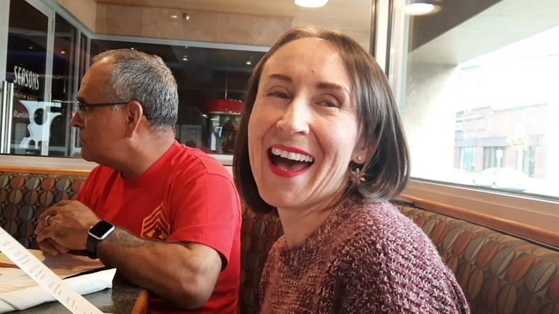Одноэтажная Америка Встреча двух блогеров из Айдахо США Ирина привет