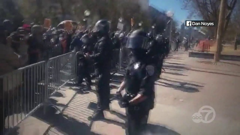 Recap of free speech rally and protest against Twitter and Big Tech in San Francisco