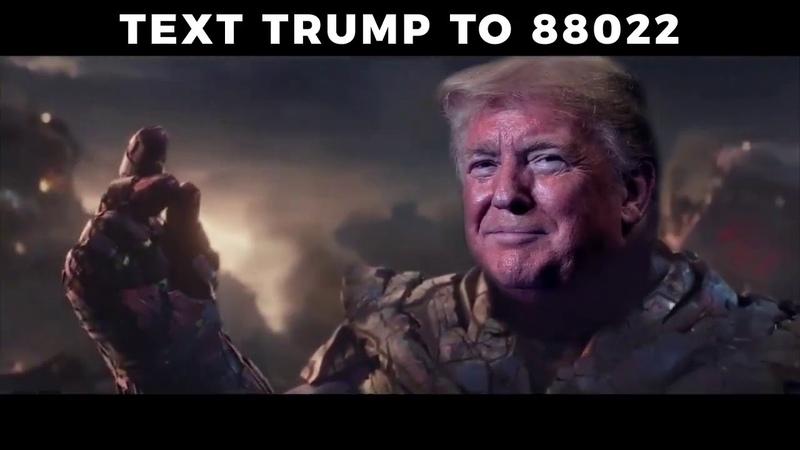 Trump Thanos Meme