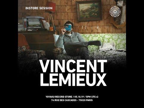 Yoyaku instore session Vincent Lemieux