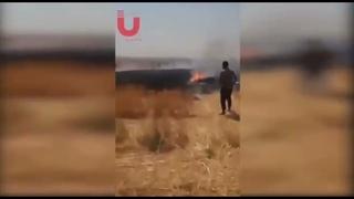 Syrian army shot down MQ 4C Triton UAV