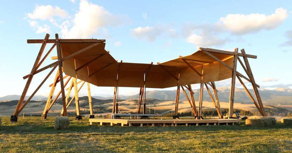 Tippet Rise Art Center opens on a cattle ranch in rural Montana