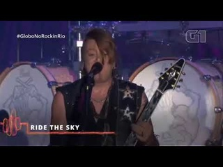 Helloween - Ride The Sky ‐ Rock In Río 2019