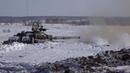 Экипажи танковой дивизии ЦВО при поддержке авиации «уничтожили» противника под Челябинском