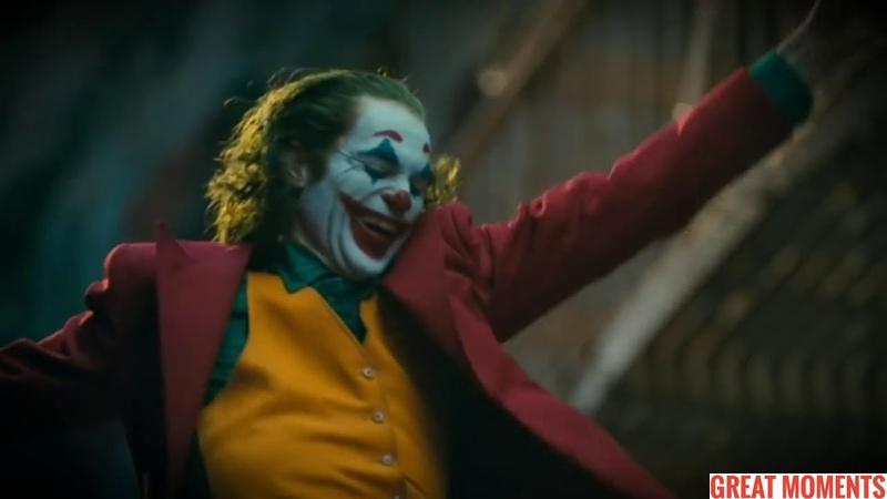 Танец Джокера на Лестнице Момент из фильма Джокер 2019 HD
