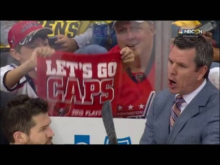 Washington Capitals vs Pittsburgh Penguins. Game #6. PlayOffs NHL 2016
