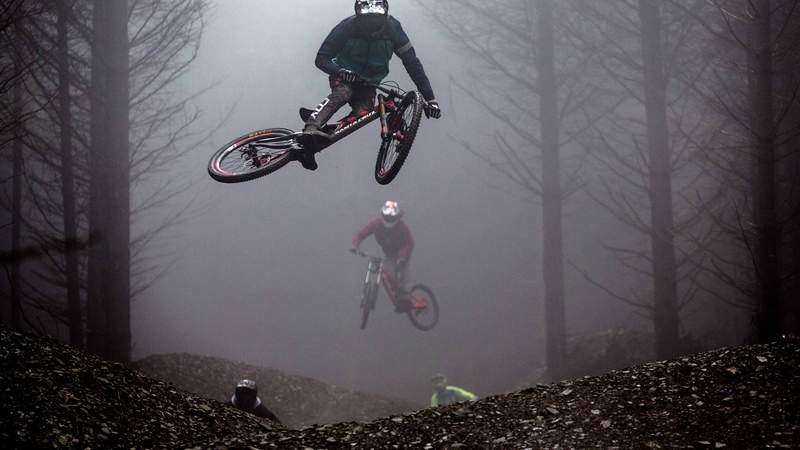 50to01 x Revolution Bike Park Official Opening Spring '17