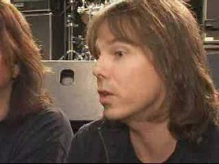 Interview to John Norum and Joey Tempest by Nöje