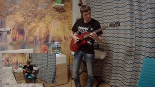 3 Doors Down -  Landing In London (guitar cover)