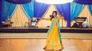 Nainowale Ne Deewani Mastani Sangeet Dance by Bride Sisters Sharara Chamma Chamma Team Naach