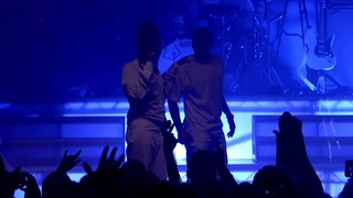 Little Simz - Devour/ Dead Body Remix/ Offence (#LiveInLondon)