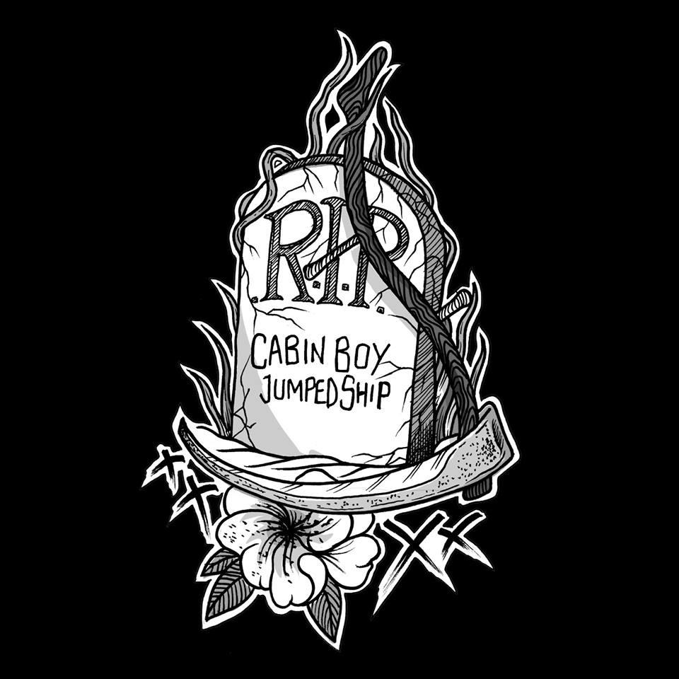 Cabin Boy Jumped Ship - R.I.P. (feat. Fronzilla) [single] (2019)