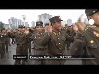 North Korea celebrates Kim Jong-un's new marshall title - no comment