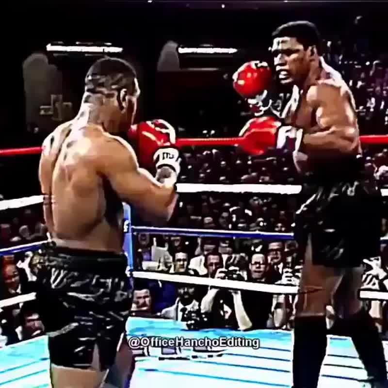 Майк Тайсон величайший боксер.