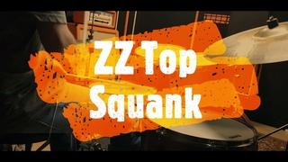 ZZ Top - Squank - drumcover by Evgeniy sifr Loboda