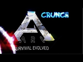 ARK Survival Evolved. Дино экшно и обход хищников. Crunch the new action
