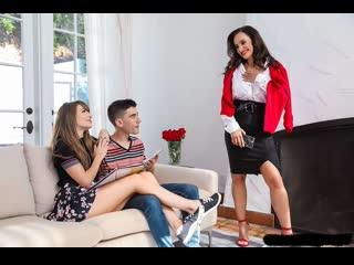 Молодой парнишка трахнул горячих подружек (Lisa Ann ,МЖЖ,инцест,milf,минет,секс,анал,мамку,сиськи,PornHub,brazzers,порно,зрелую)