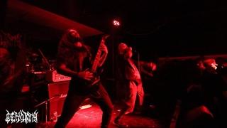 CENOTAPH @ Ankara Underground Metal Meeting #2