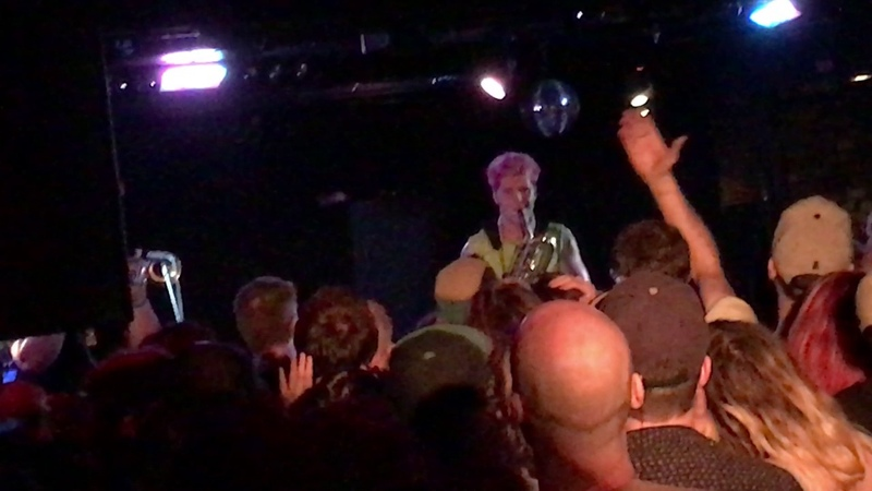 Pep Talk TOO MANY ZOOZ Live in Vancouver May 19 2017