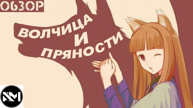Обзор на Волчица и пряности Ookami to Koushinryou