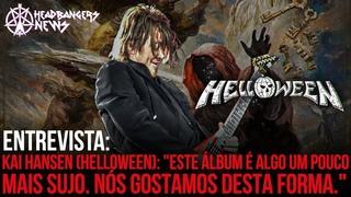 """Kai Hansen (Helloween): """"Este álbum é algo um pouco mais sujo. Nós gostamos desta forma"""""""