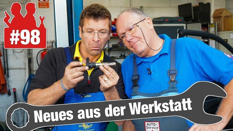 Will VW uns VERAR***EN Drei (!) Tester entlarven defektes Golf-Originalteil (Abgastemperatursensor)