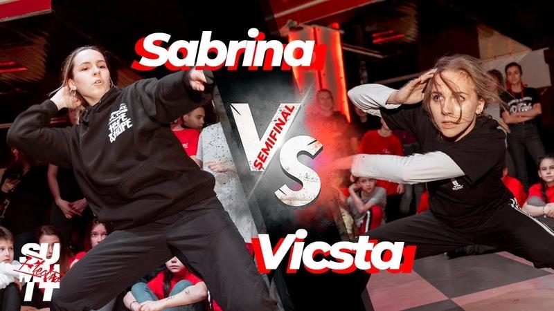 Vicsta vs Sabrina SEMI FINAL Electro BEG @ ELECTRO SUMMIT 2020 PSKOV