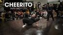 CHEERITO at Taipei Bboy City 2019 .stance
