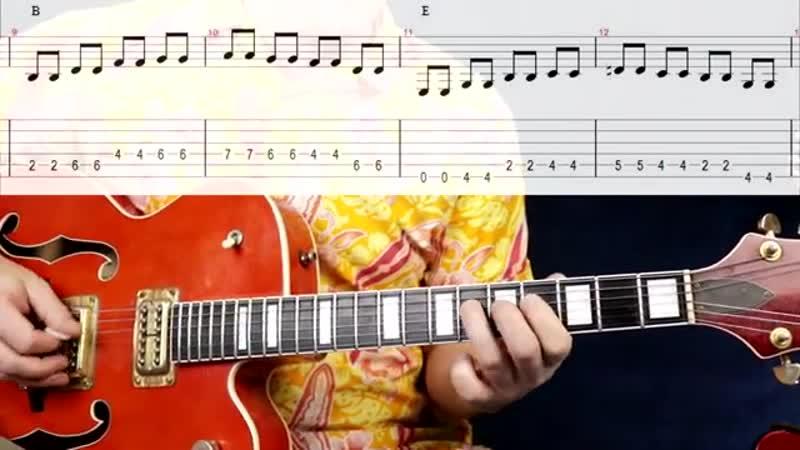 Буги Вуги Как играть на гитаре Boogie Woogie