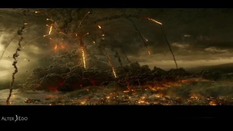 Самые красивые разрушения в кино (iBenji - Boom (feat. Talabun)
