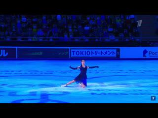 Алина Загитова / Alina Zagitova - V этап серии Гран-при (ГП) ISU GP Rostelecom Cup 2020, Показательные выступления