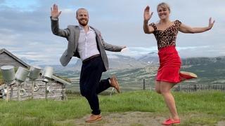 WHOLE LOTTA SHAKIN´ GOIN´ ON in the Norwegian Mountains 🇳🇴