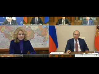 Владимир Путин заявил, что со следующей недели нужно перейтм к массовой вакцинации всего населения от коронавируса