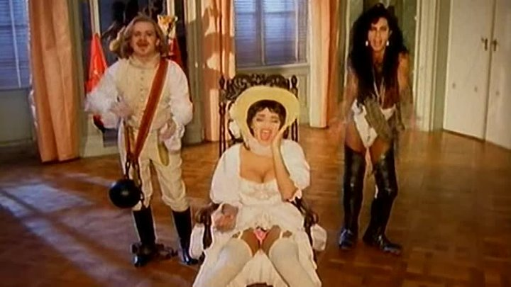 Army of Lovers - Crusified