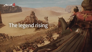 [MIR4] Official Trailer : The legend rising