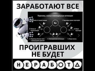 НеРабота  _ Презентация маркетинга тарифа PROGRESSIVE!