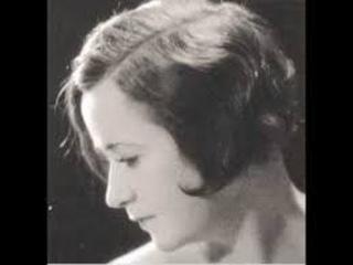 "Adele Kern; ""Valse-caprice for Piano in E flat major""; (Sung in German); Anton Rubinstein"