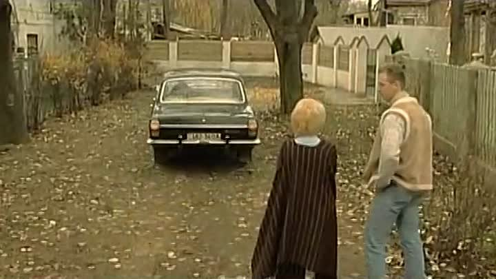 КАВАЛЕРЫ МОРСКОЙ ЗВЕЗДЫ 7 серия 2003 детектив драма реж Евгений Звездаков