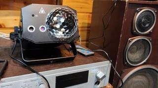 DJ RGB лазерный проектор ESHINY R12N8 laser projector