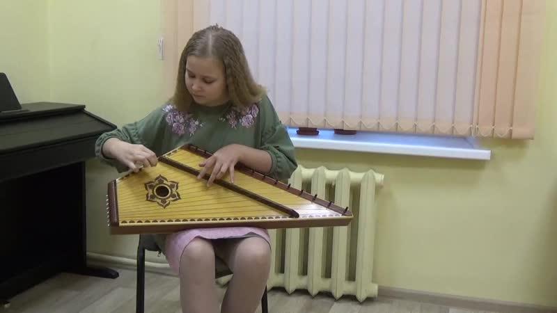 Абабкова Мария 12 лет