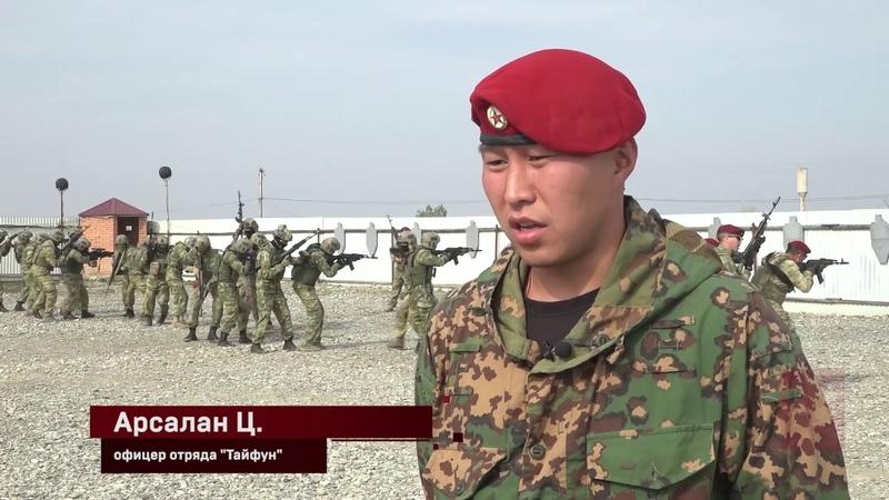 Документальный фильм Отряд специального назначения Тайфун