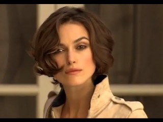 Keira Knightley Sexy TV Ad Chanel New Coco Commercial Interview Rue Faubourg Style TV 2013