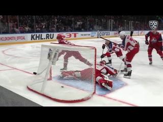 KHL Top 10 Goals for 2021 playoffs Round 2