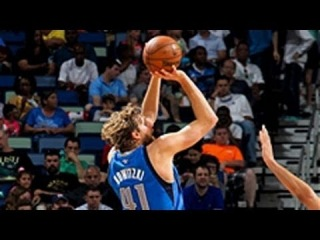 International Play of the Day: Dirk Reaches 25,000 Career Points